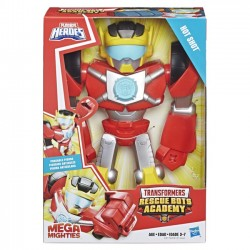 Hasbro Figurka Transformers Rescue Bot Academy Mega Mighties Hot Shot