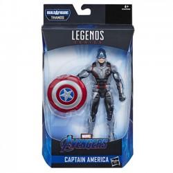 Avengers Build a Figure - Figurka 15 cm Kapitan Ameryka