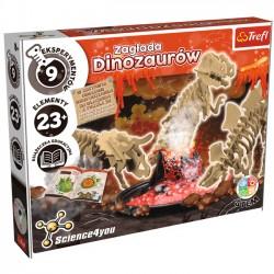 Trefl Zagłada Dinozaurów