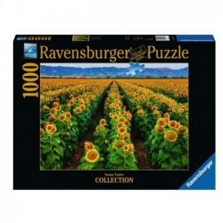 Ravensburger Puzzle 1000El. Pola Słoneczników