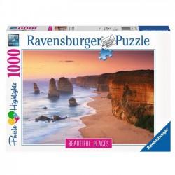 Puzzle 1000 Droga nad oceanem - Australia