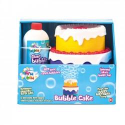 Fru Blu Bańki - Zestaw bańkowy tort + płyn 500ml