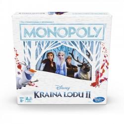 Gra Monopoly Frozen Kraina Lodu