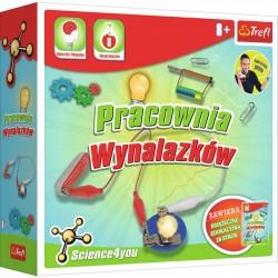 Trefl SCIENCE4YOU Pracownia Wynalazków