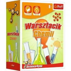 Trefl TREFL Warsztacik chemii - zestaw mini