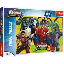 Trefl 260 Elementów Spiderman