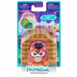 Mattel Figurka Enchantimals ulubieńcy Brokatowy Tygrys