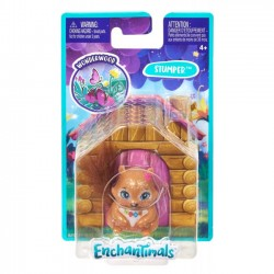 Mattel Figurka Enchantimals ulubieńcy Brokatowa Wiewiórka