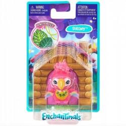 Mattel Figurka Enchantimals ulubiency Brokatowa Papuga