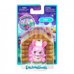 Mattel Figurka Enchantimals ulubieńcy Brokatowy Zając