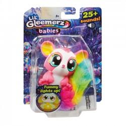 Mattel Figurka Lil Gleemerz maluchy Różowy