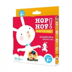 CzuCzu Hop, Hop! Duży Czy Mały?