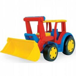 Gigant traktor-spychacz