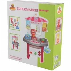 WADER-POLESIE Mini Supermarket zestaw