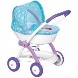 Smoby Frozen Gondola Wózek dla lalek i Koszyk piknikowy