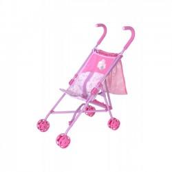 BABY born - Wózek Spacerówka dla lalek z siatką składana