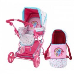 Wózek dla lalek my little pony deluxe