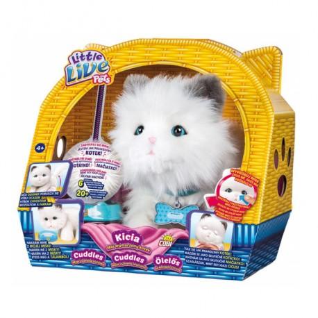 Kotek Interaktywny Little Live Pets COBI Kicia