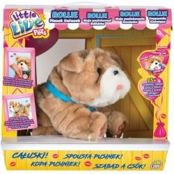 COBI Little Live Pets Maskotka Tuluś Mój wymarzony szczeniaczek Całusek Rollie