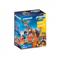 PLAYMOBIL: THE MOVIE Marla z koniem