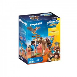 PLAYMOBIL: THE MOVIE Marla z koniem