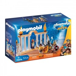 Playmobil Film The Movie Cesarz Maximus W Koloseum
