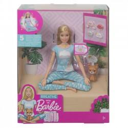 Mattel Lalka Barbie Medytacja