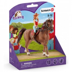 Schleich Horse Club Hannah i Cayenne