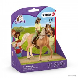 Schleich Figurka Horse Club Sarah i Mystery