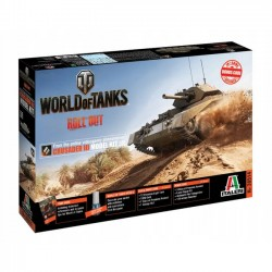 Italeri CrusaderIII (World of Tanks)