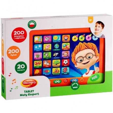 Dumel Discovery - Tablet mały ekspert 10038