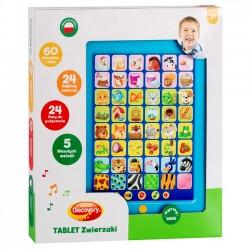 Dumel Discovery - Tablet Zwierzaki 10250