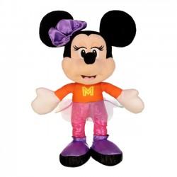 Tm Toys Maskotka Minnie w pomaranczowo-rożowym stroju