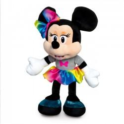 Tm Toys Maskotka Minnie w szarym stroju 25 cm