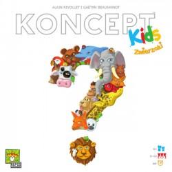Koncept Kids: Zwierzaki