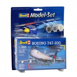 Revell REVELL Model Set Boeing 747-200