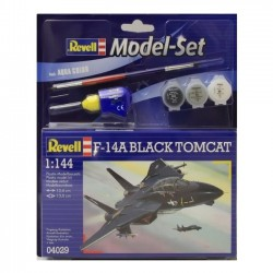 Revell REVELL Model Set F-14 To mcat Black