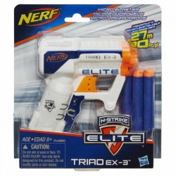 Hasbro Wyrzutnia Nerf Elite Triad