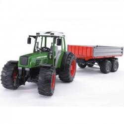 BRUDER Pojazd Traktor Fendt 209 S z przyczepą wywrotką