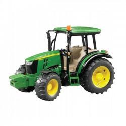 BRUDER Pojazd Traktor John Deere 5115M