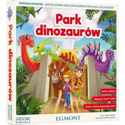 Egmont Gra Park Dinozaurów