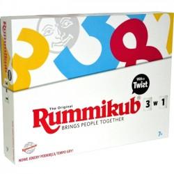 Tm Toys Gra Rummikub 3w1