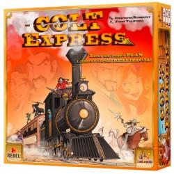 Rebel Colt Express