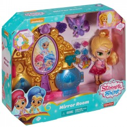 Fisher-Price Shimmer & Shine Lustrzana Komnata