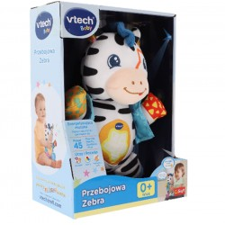 Vtech Interaktywna maskotka Przebojowa zebra