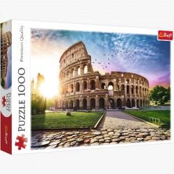 Koloseum w promieniach słońca