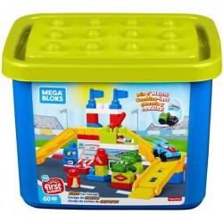 Mattel Mega Bloks. Rajdowy warsztat