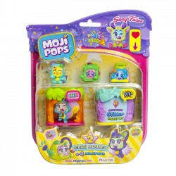 MojiPops Party Club Room
