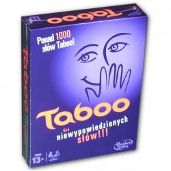 Hasbro Gra Taboo