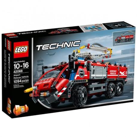 LEGO® Technic Pojazd straży pożarnej 2w1